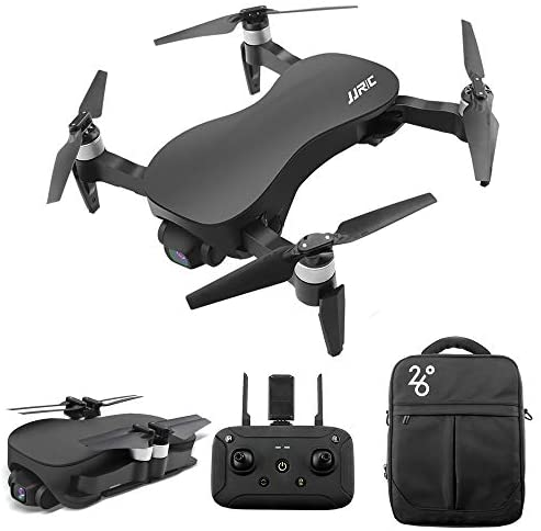 Goolsky JJRC X12 Brushless RC Drone with Camera 3-Axis Stabilized Gimbal 12MP 4K Photo Quadcopter Aircraft Indoor Outdoor for Adults