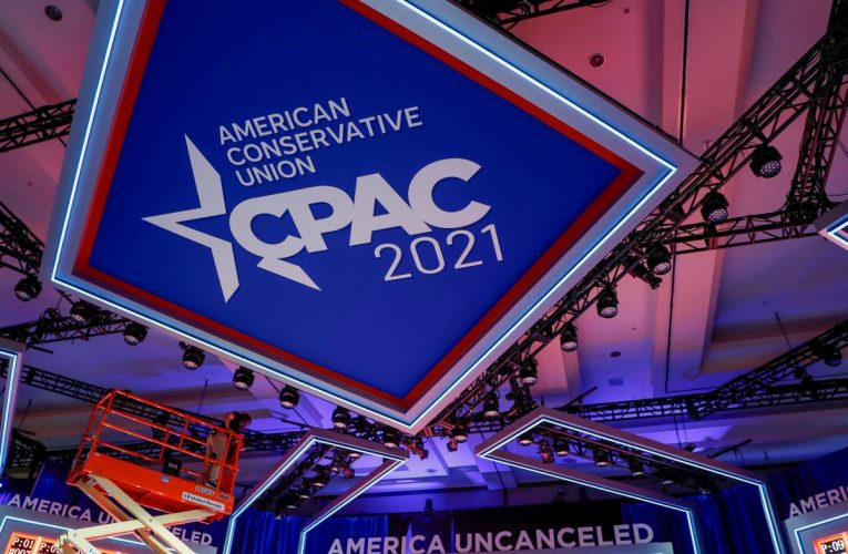 Hyatt Hotels says hate symbols 'abhorrent' amid comparisons of CPAC stage to Nazi rune