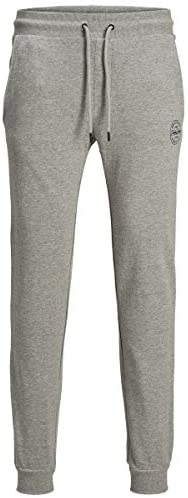 JACK & JONES Men's Jjigordon Jjshark Sweat Pants Viy Noos Sports Trousers