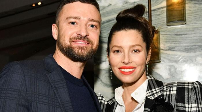 Justin Timberlake shares loving message on his wife Jessica Biel's 39th birthday