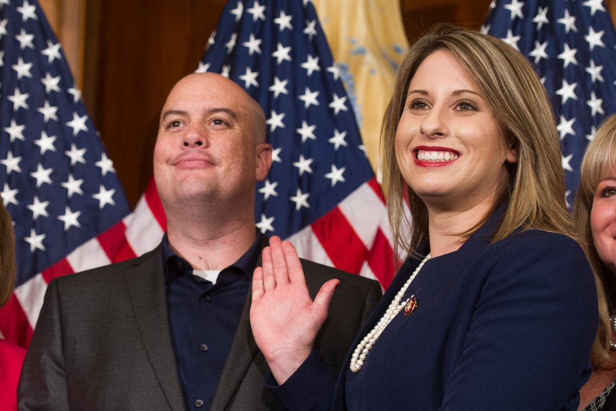 Katie Hill heads to trial against ex-husband over abuse allegations