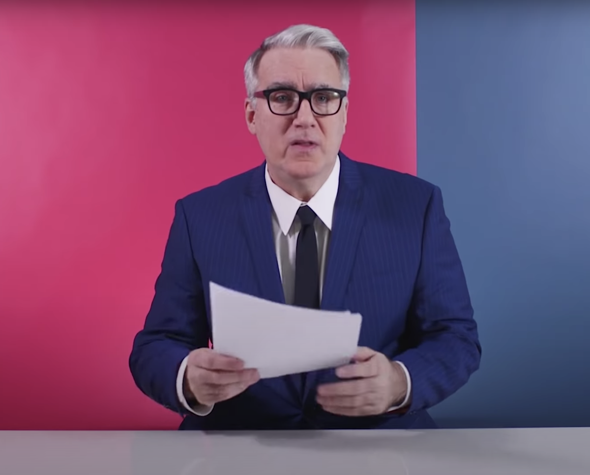 Keith Olbermann faces backlash after saying vaccines shouldn't be 'wasted' on Texas