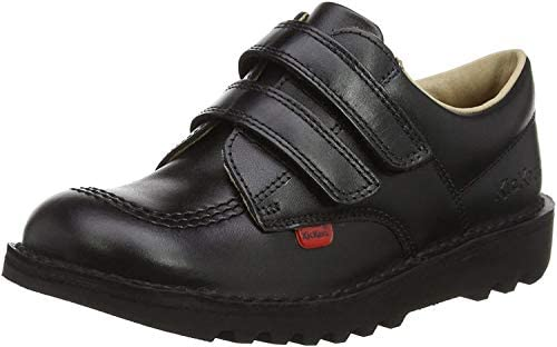 Kickers Kick Lo Vel Kid's School Shoes