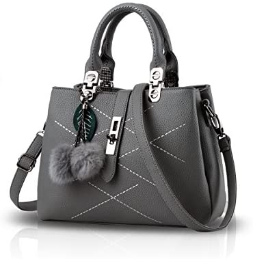 Nicole&Doris 2021 New Wave Women Handbags Messenger Bag Ladies Handbag Female Bag Handbags for Women Grey
