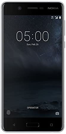 Nokia 5 SIM Free Android Smartphone - Silver