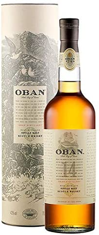 Oban 14 Years Old Single Malt Scotch Whisky, 70 cl