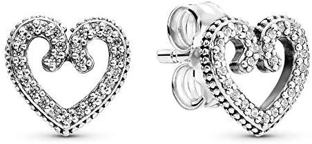 PANDORA Women Sterling silver Earrings - 297099CZ