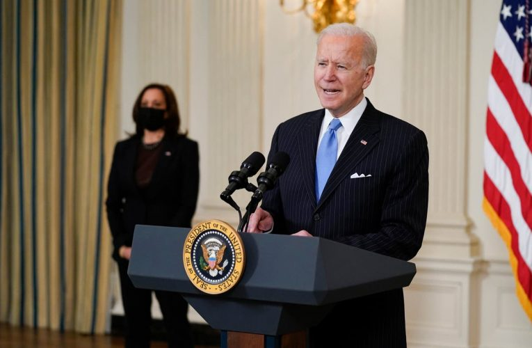 Pressure builds for Biden to hold press conference after video cuts him off as he offers to answer questions