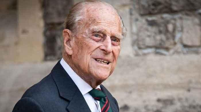 Prince Philip being treated for a heart condition in London's St Bartholomew hospital