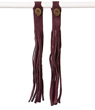 Rydale Women's Suede Boot Tassels Ladies Tall Riding Boots Tassel Accessory