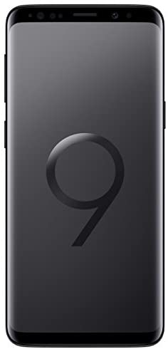 Samsung Galaxy S9 64GB - Midnight Black - Unlocked (Renewed)