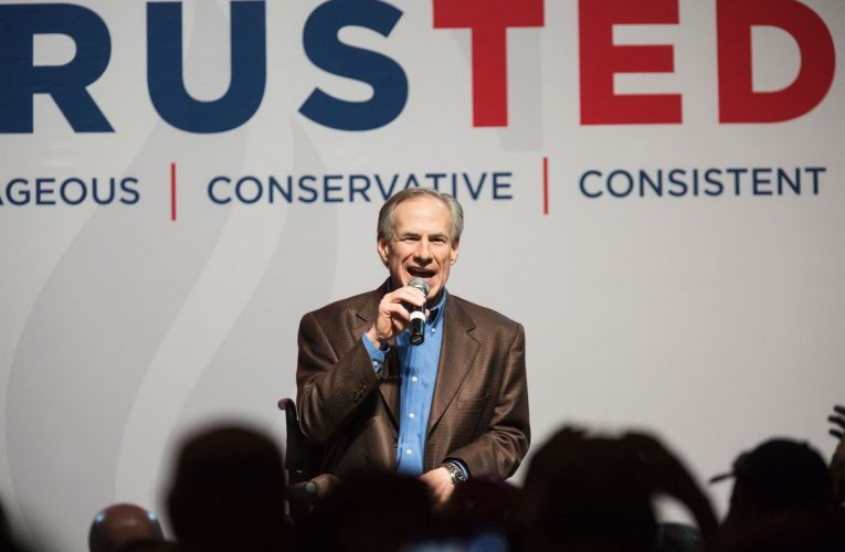 Texas governor says he would have removed mask mandate sooner – but for winter storm