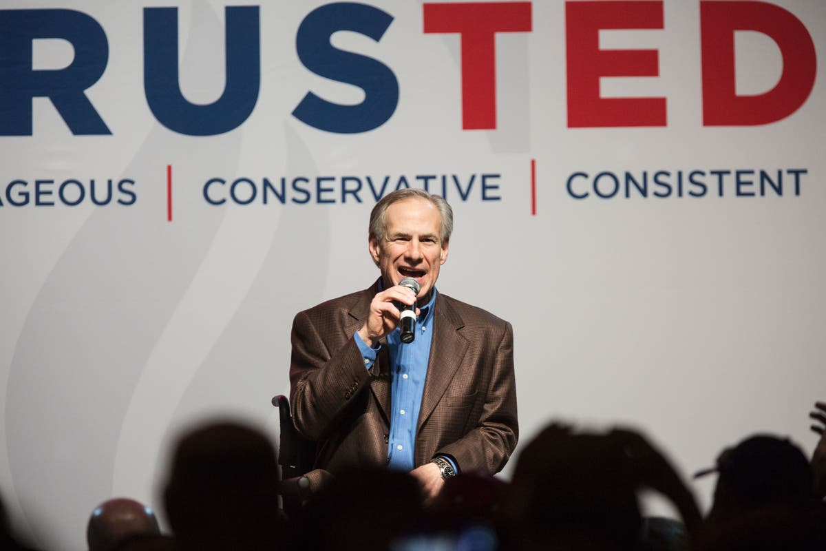 Texas governor says he would have removed mask mandate sooner - but for winter storm