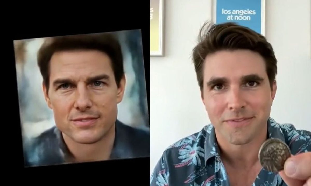 Tom Cruise: Creator of Hollywood star's viral deepfake warns people to 'think twice' over manipulated videos