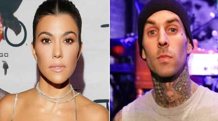 Travis Barker and Kourtney Kardashian's romance reaches to a new level