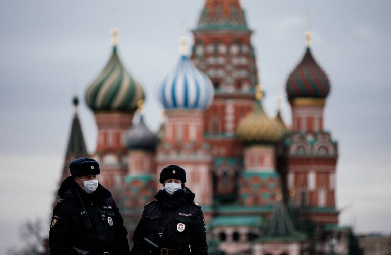 Two in three Russians think Covid was created by humans as a bioweapon