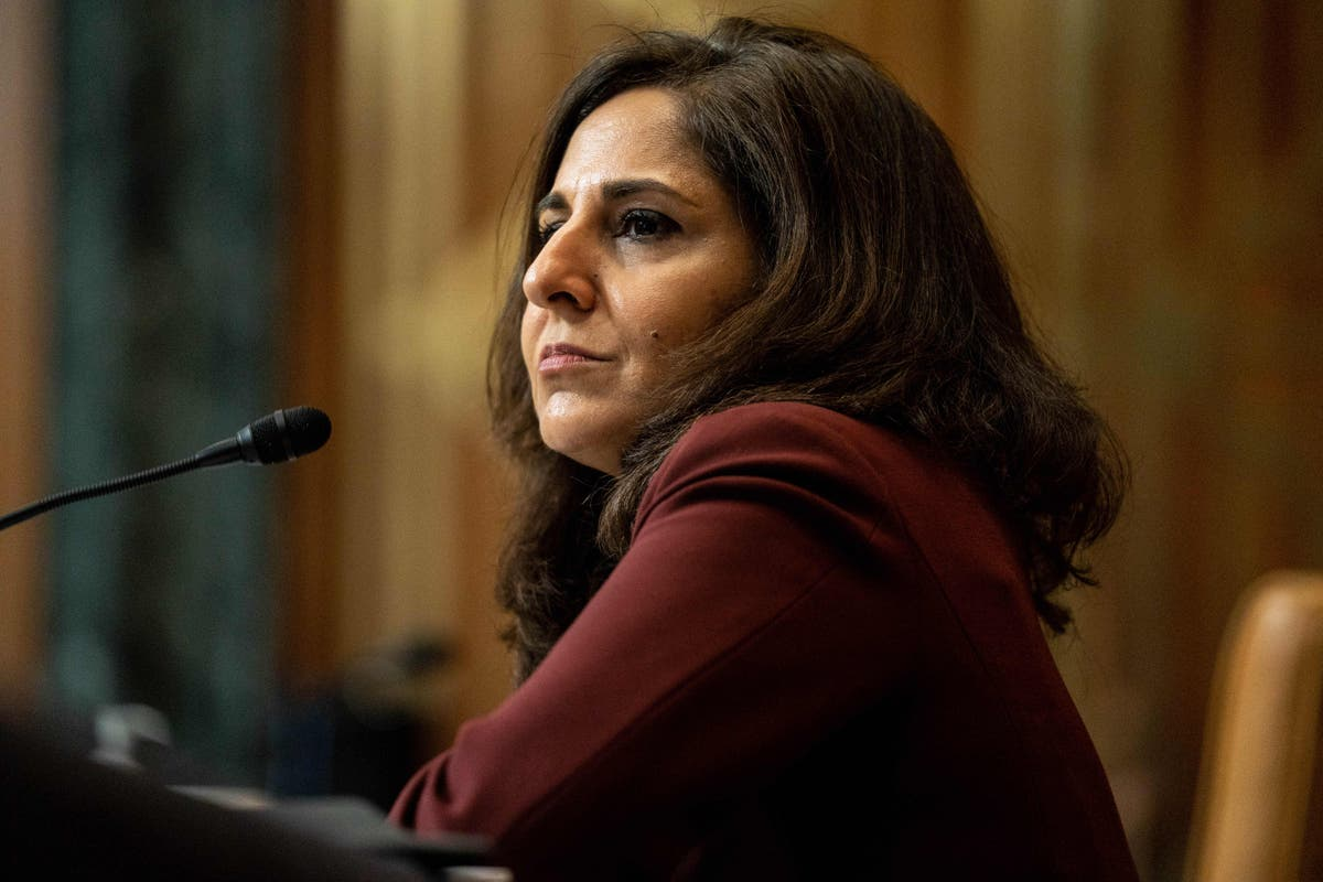 White House withdrawing Neera Tanden's nomination as OMB Director