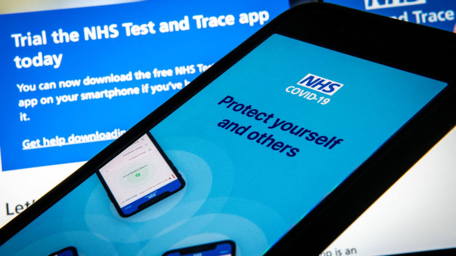 The NHS COVID-19 app is not launching for many iPhone owners