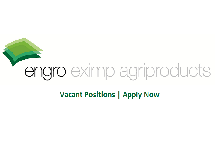 Engro Eximp Agriproducts Pvt Ltd Jobs Manager Accounts & Taxation