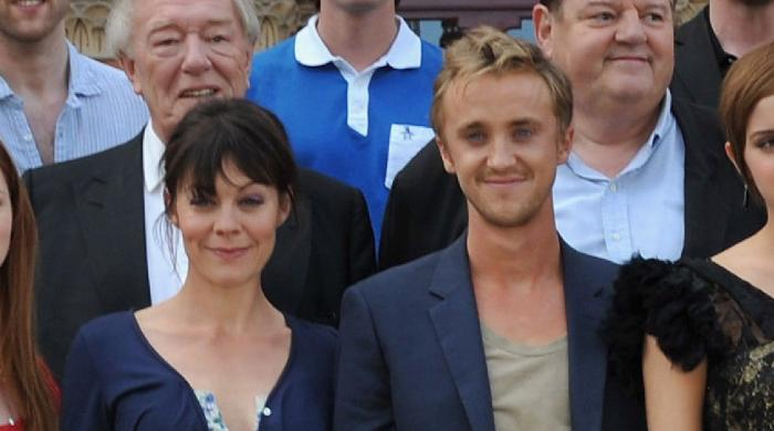 Tom Felton remembers late Harry Potter costar Helen McCrory
