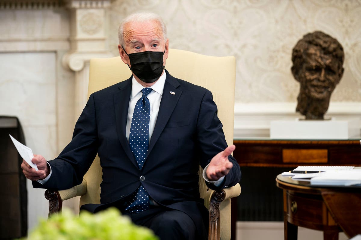 Biden threatens to pass huge infrastructure bill without Republicans if needed after high stakes White House meeting