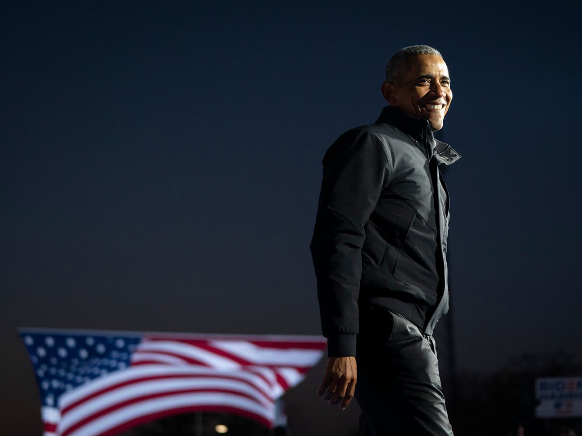 Obama says Fox News viewers see a 'different reality'