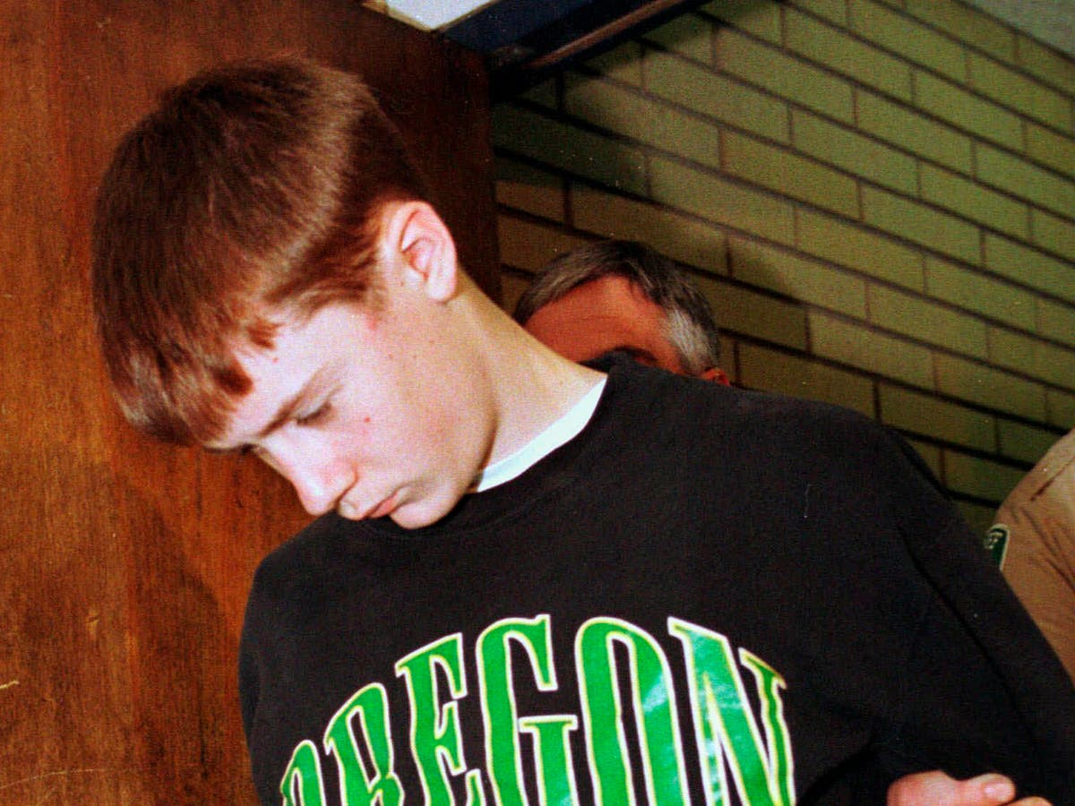 School shooter who killed his parents, classmates and injured 25 in 1998 breaks his silence