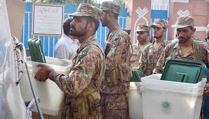 Army troops to be deployed from Jul 22-26 for AJK polls: ISPR