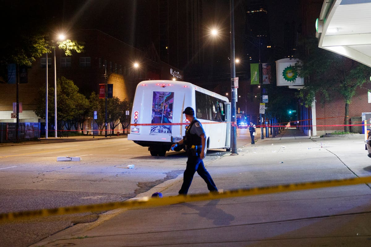 Chicago reels as three mass shootings reported within six hours