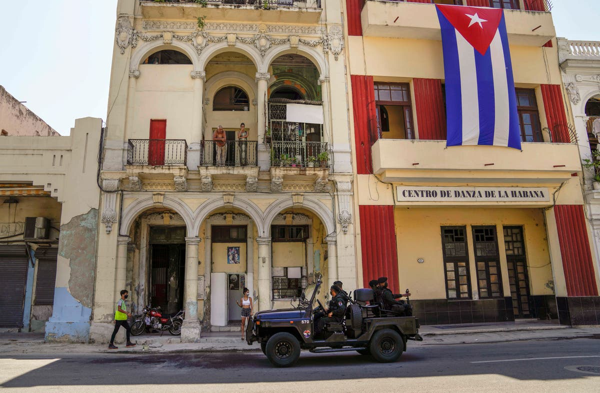 Cuba: US protest narrative paving way for military incursion