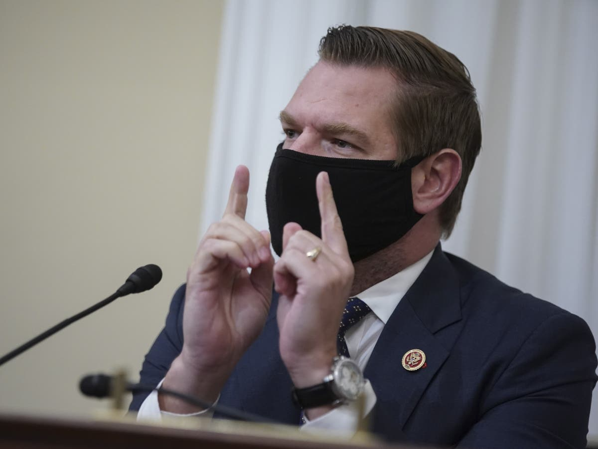 Eric Swalwell's campaign spent money on alcohol, steak and limos, report says