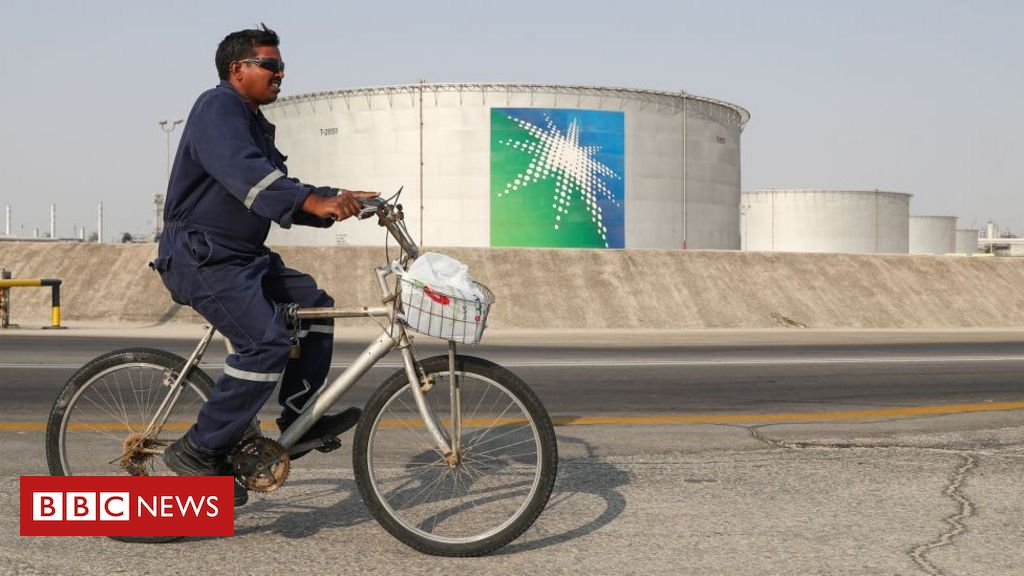 Hackers reportedly demand $50m from Saudi Aramco over data leak