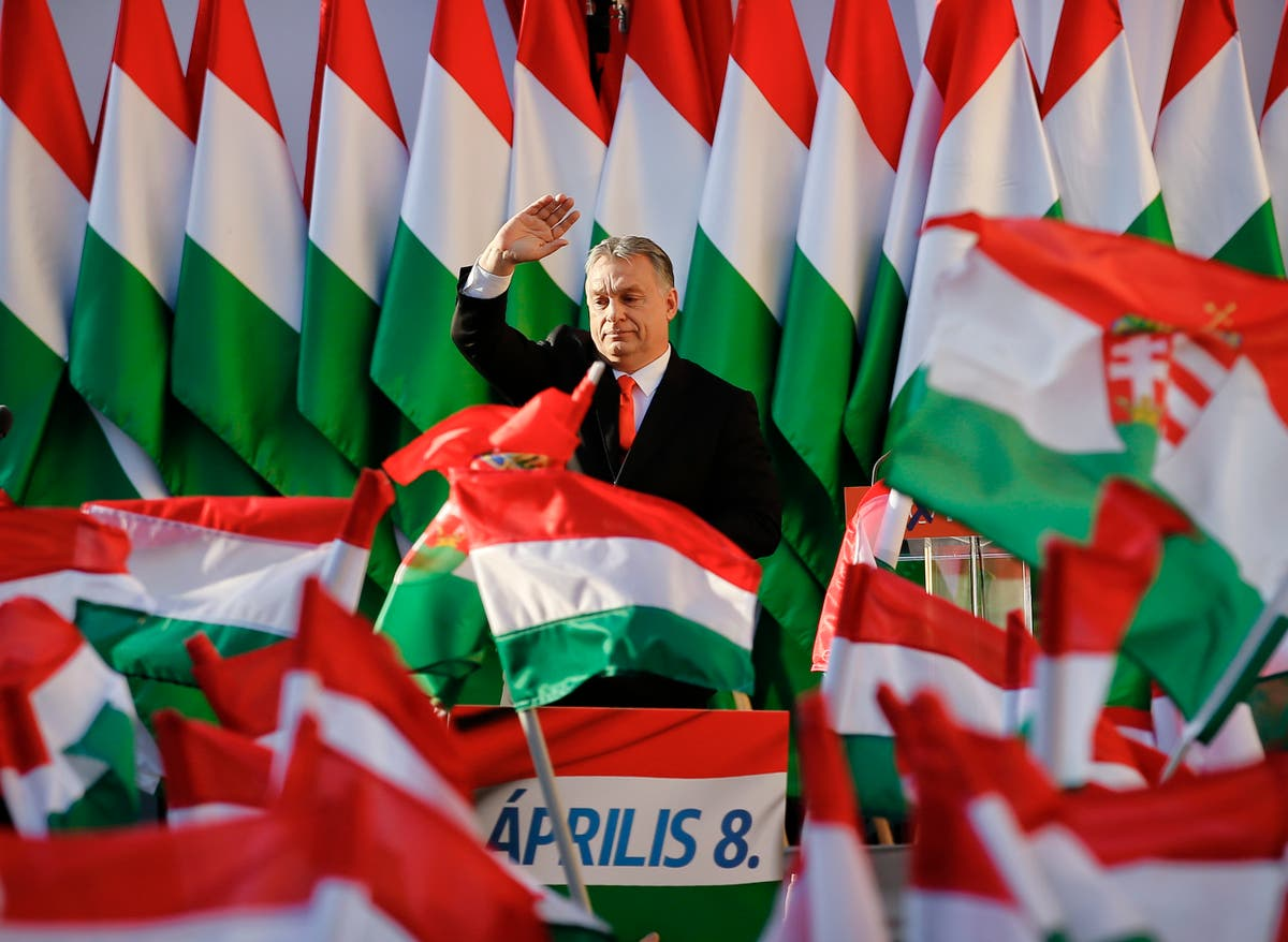 Orban to hold referendum on LGBT+ law defying pressure from EU