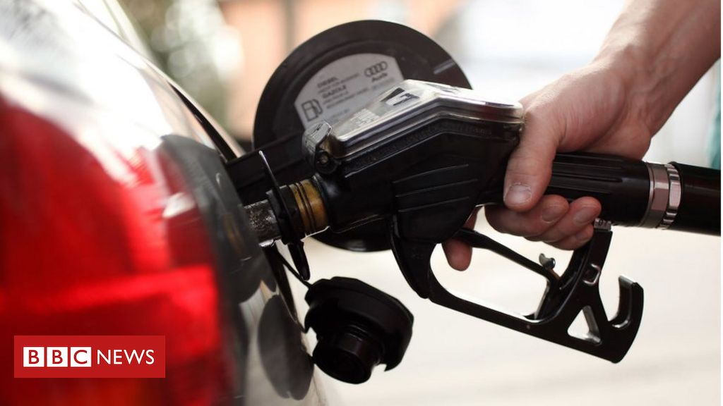 Petrol prices at eight-year high, says AA