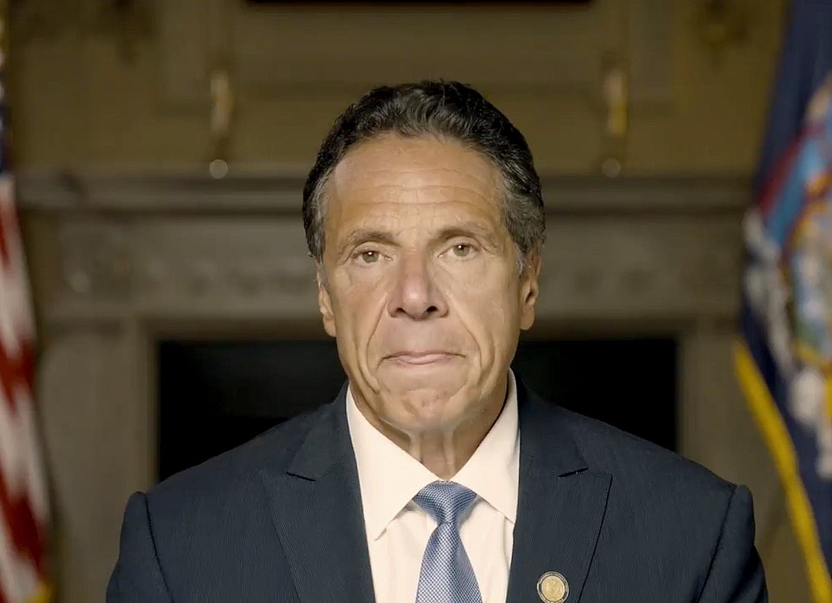 A look at the harassment claims against Gov. Andrew Cuomo