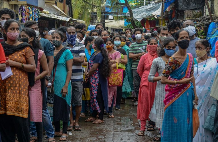 Covid third wave likely to hit India 'this month' and could peak in October, report warns