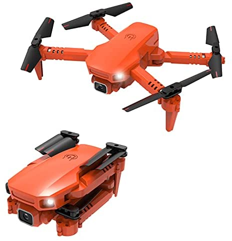 GACYSMD Drone With 4k Camera For Kids 8-12 For Adults4k For Teen Boys Toys Foldable Drone With Photo1080p Video Follow Me Anti-Shake Outdoor Professional For Drone