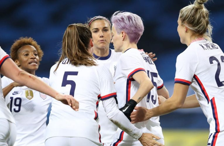 MAGA conservatives celebrate loss of US women's soccer team at Olympics