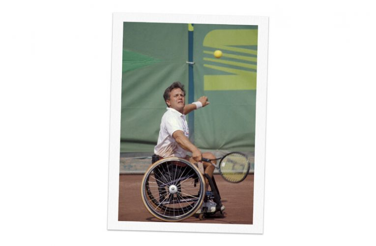 Overlooked No More: Randy Snow, Paralympic Champion of Wheelchair Tennis