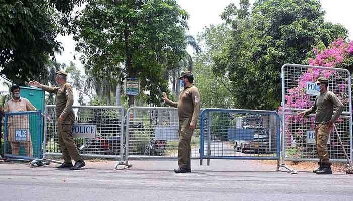 Punjab imposes lockdown in 13 areas of Lahore after rise in positivity ratio