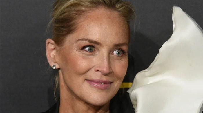 Sharon Stone claims her job is at risk after refusal to work with unvaccinated crew