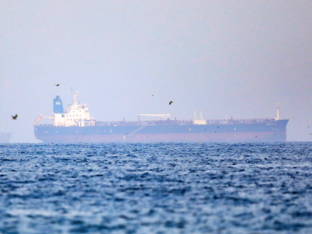Tanker underway again after 'potential hijacking' near UAE ends