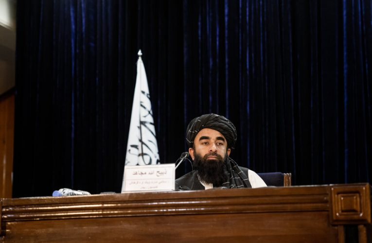 Taliban Claim Control Over Panjshir Valley, but Resistance Vows to Fight On
