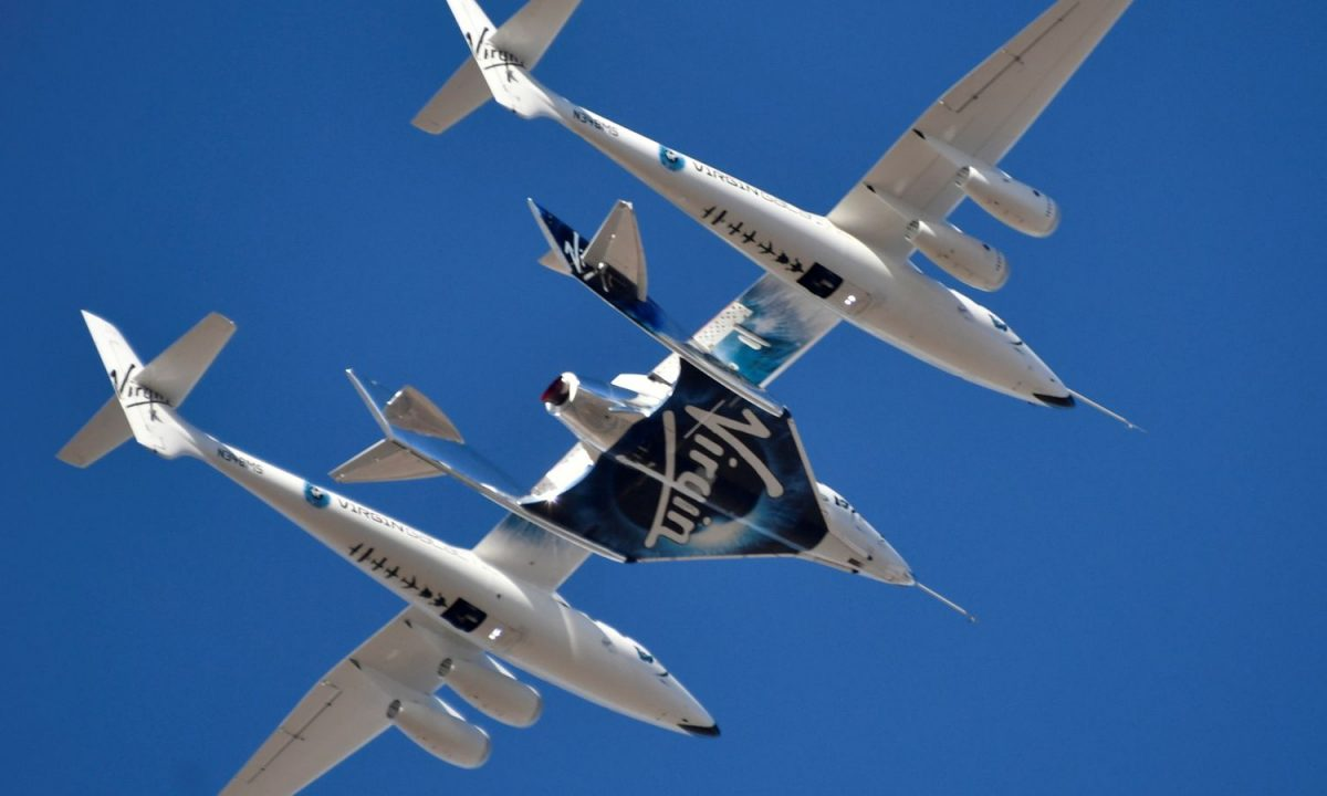 Virgin Galactic flights grounded pending investigation into 'mishap' during Richard Branson space mission