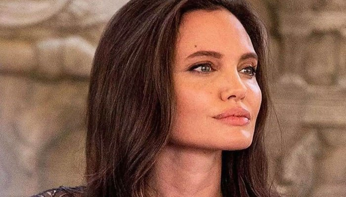 Angelina Jolie responds to The Weekend romance rumors during 'Eternals' promotions