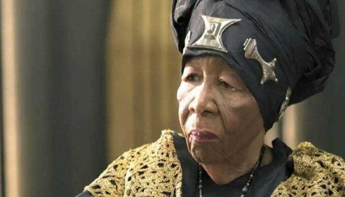 'Black Panther' actor Dorothy Steel breathes her last at 95
