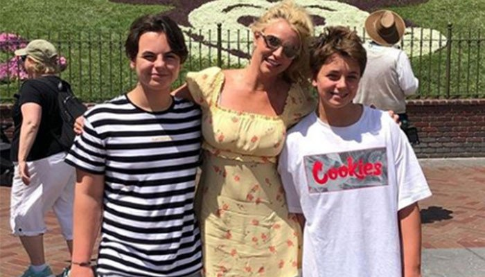 Britney Spears' conservatorship end would not impact her sons' custody agreement