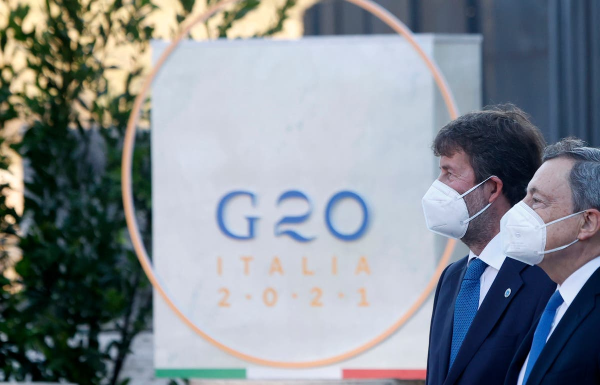 Italy hosts a climate-focused G20 as geopolitics shift