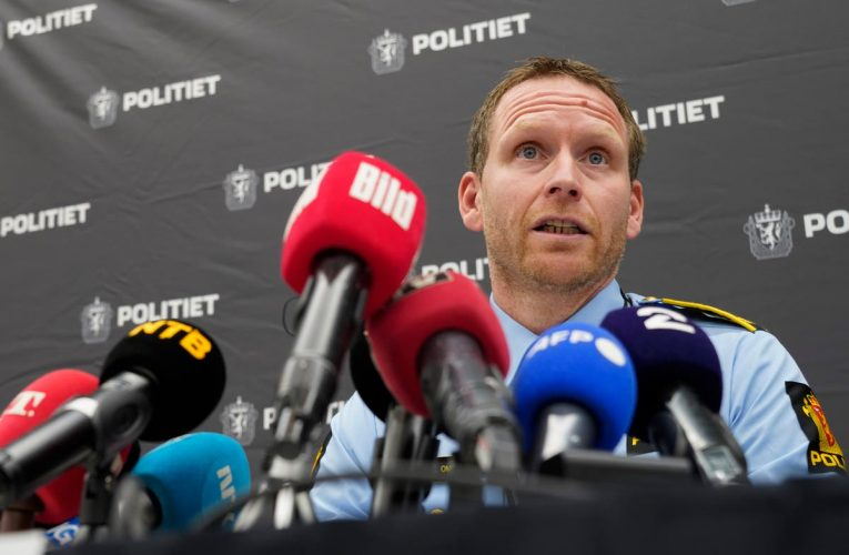 Norway attack victims were stabbed to death, say police