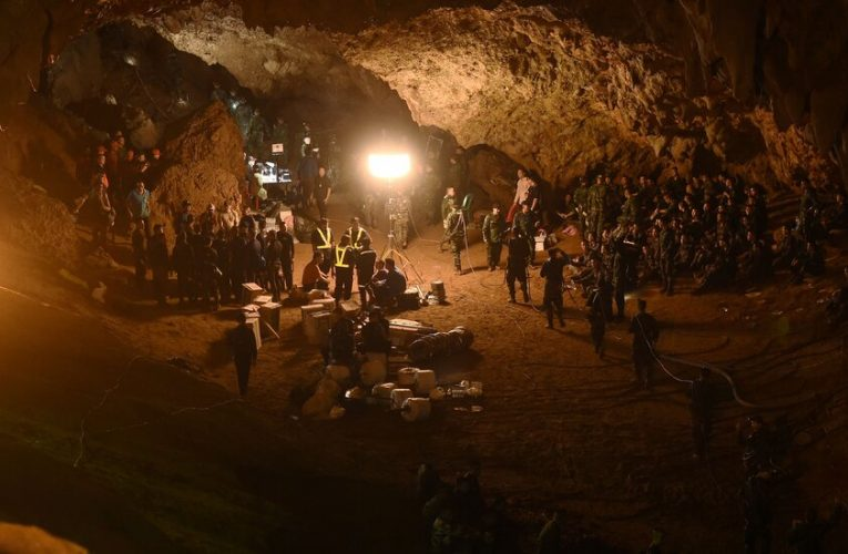 Pandemic-stricken Thailand, aiming to revive tourism, reopens the cave a soccer team was trapped in.